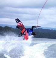 Wakeboarding stunts, for when your looking for the extreme!