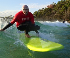 simon surfing