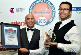2013 Winner of tourism and hospitality awards.